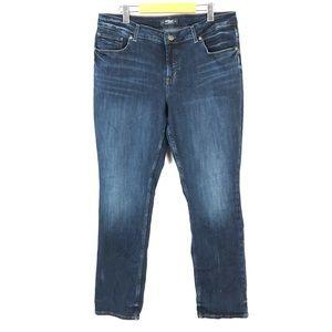 Silver Elyse jeans 14 x 32